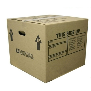 Transportation Shipping Box