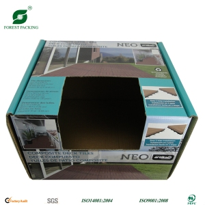 Printed Cardboard Packaging Box