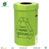 Eco-friendly Corrugated Recycle Waste Bin