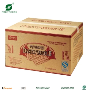 Printed Corrugated Box for Food
