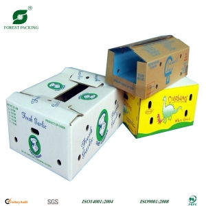 Corrugated Box for Packaging Fruit