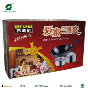 Home applicance corrugated packaging boxes