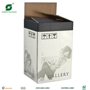 Flexo Printing RSC Corrugated Box