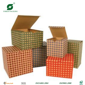 Color Shipping Box